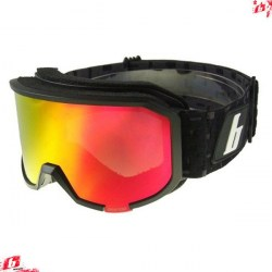ASPEN matt black - full red revo_1